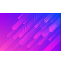 Abstract fluid purple blue pattern background vector