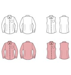 Shirts vector