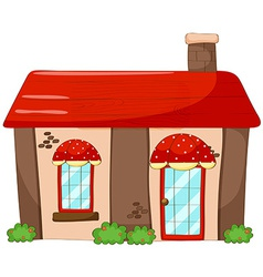 Single house vector