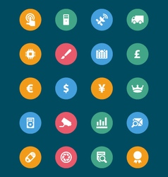Web and mobile icons 7 vector