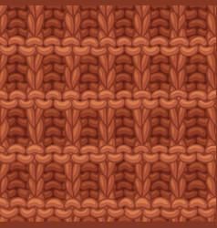 hurdle stitch pattern vector image