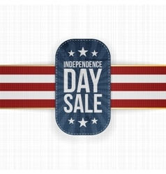Independence Day Sale special Tag vector
