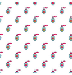Royal perfume pattern seamless vector
