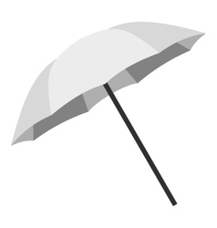Umbrella icon cartoon style vector