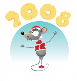 Mouse 2008 vector