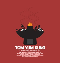Tom Yum Kung vector