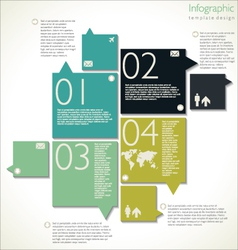 Infographic design vector