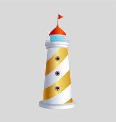 lighthouse art eps icon sybol download vector image vector image