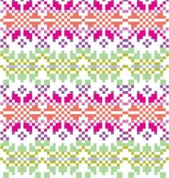 winter sweater vector image vector image