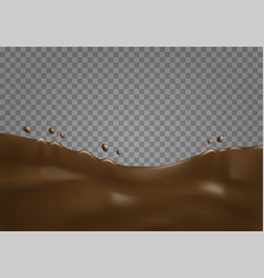 Realistic shocolate wave vector