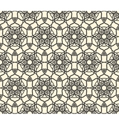 Traditional Arabic Pattern vector image vector image