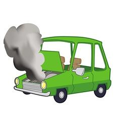 Car breakdown vector