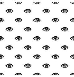 Eye pattern vector