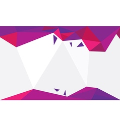 Background Triangle Purple vector