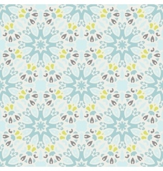 seamless vintage luxury pattern for fabric vector image