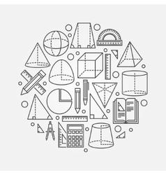 Trigonometry and geometry vector