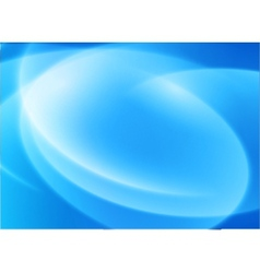 Colorful light blue background vector image
