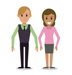 couple relationship together image vector image