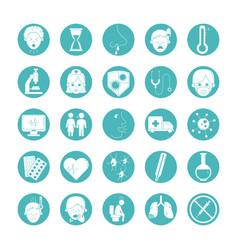 virus covid19 19 pandemic respiratory illness vector image