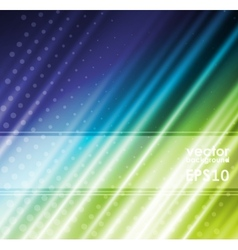Green silk fabric for backgrounds vector