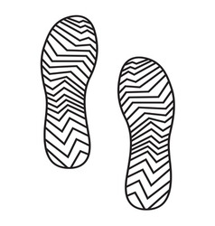 New foot print1 resize vector