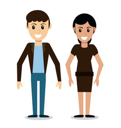 couple relationship together image vector image vector image