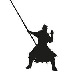 darth maul vector image