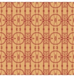 easy seamless geometric pattern modern graphic vector image