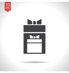 presents icon Eps10 vector image