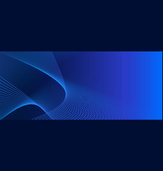 Abstract background with dynamic effect motion vector