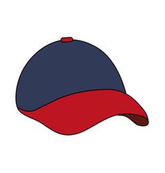 Cap icon image vector