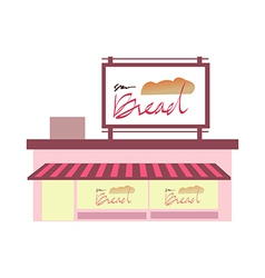 Icon bakery vector