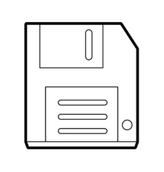 business office icon vector image