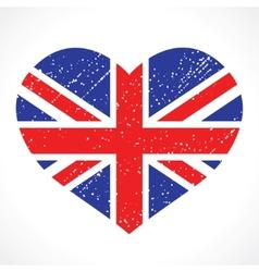 emblem of Britain vector image vector image