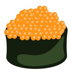 a box tobiko or color vector image