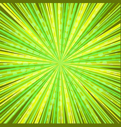 Abstract green vivid comic background vector