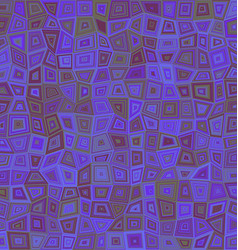 Abstract rectangle mosaic pattern background vector