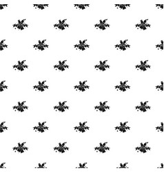 painting tool tube pattern seamless vector image