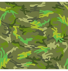 Camouflage seamless spots pattern background vector