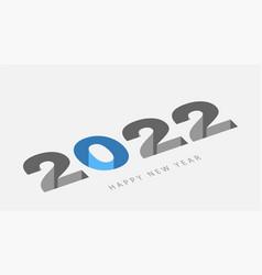 2022 calendar design creative lettering in style vector