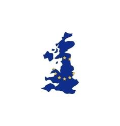 Isolated european union design vector image