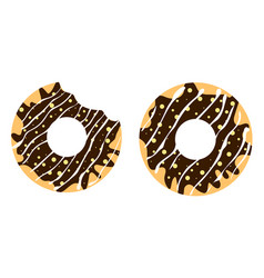 donuts4 vector image