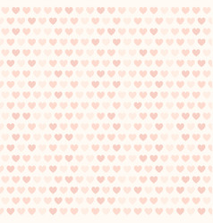 rose heart pattern seamless love background vector image vector image