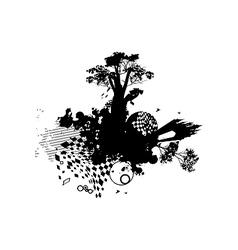 Castle Family Concept vector image