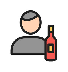 Barkeeper vector