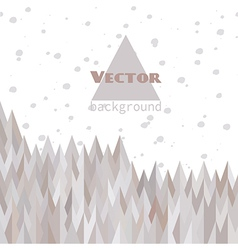 Jagged geometric background vector