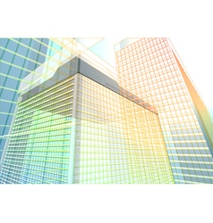 Building structure vector