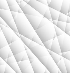 geometric gray background vector image