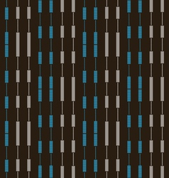 Pattern abstract beads vector