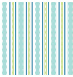 Seamless blue pattern wallpaper vector